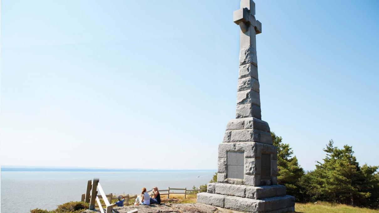 Grosse Île and the Irish Memorial National Historic Site