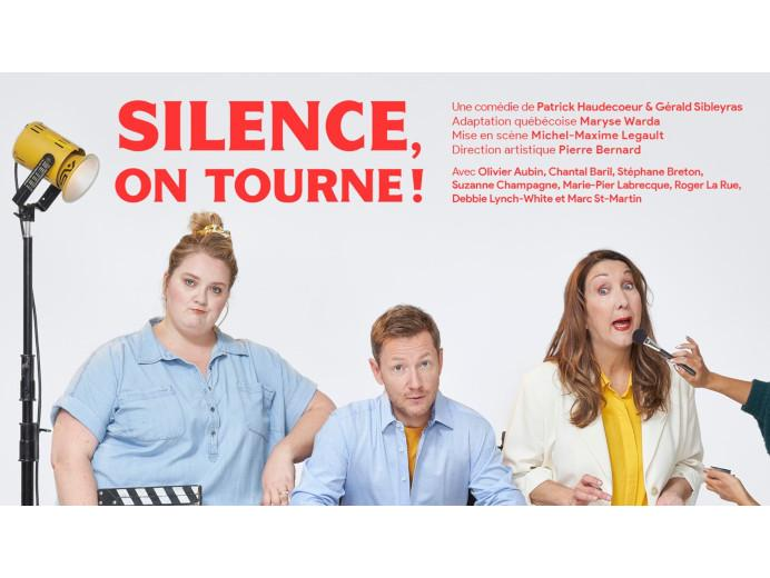 Silence on tourne!