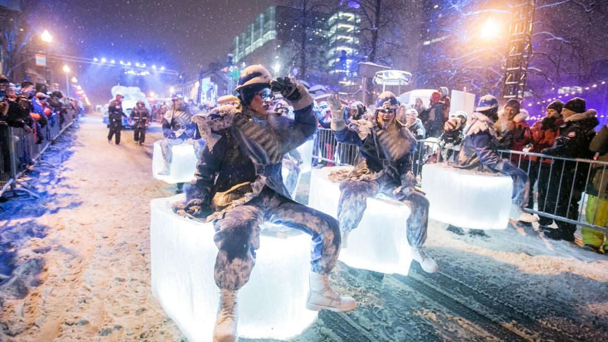 Quebec Winter Festival 2021