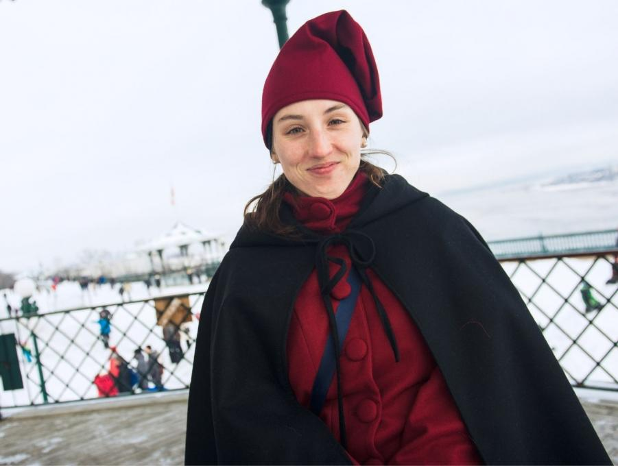 Cicerone Tours - the Magic of Christmas in the heart of Old Québec