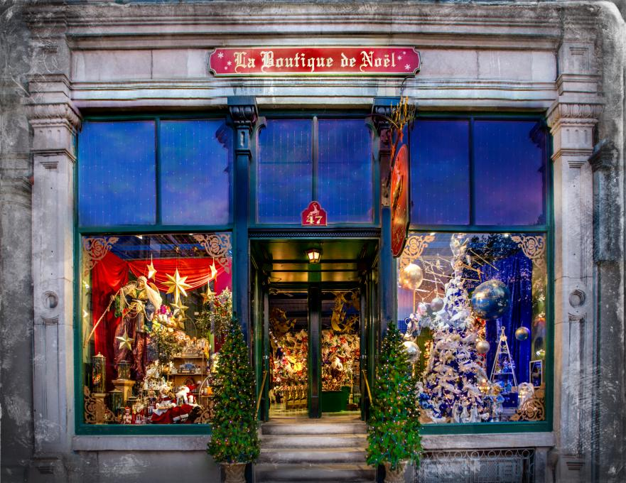 La Boutique de Noël de Québec   Made in Québec | Places to shop