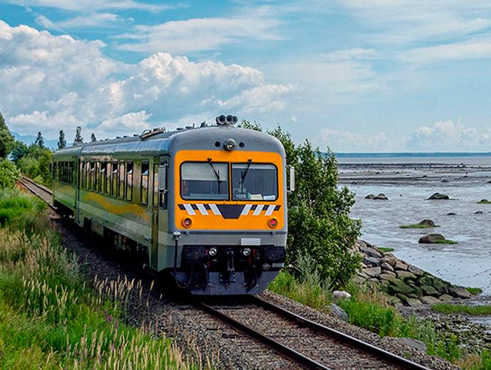 Excursion by Train