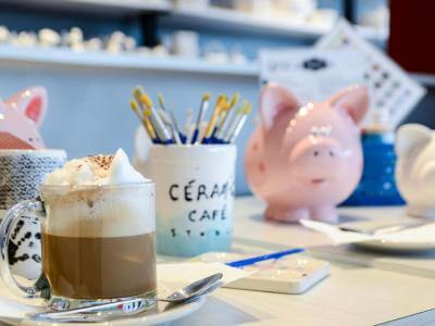 Ceramic Cafe Studio