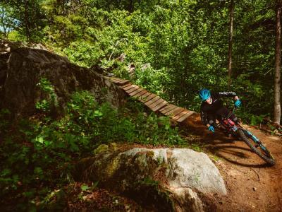 Quebec city mountain biking