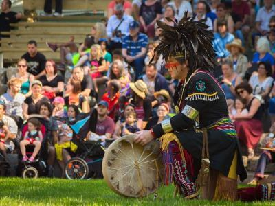 Pow-Wow international de Wendake