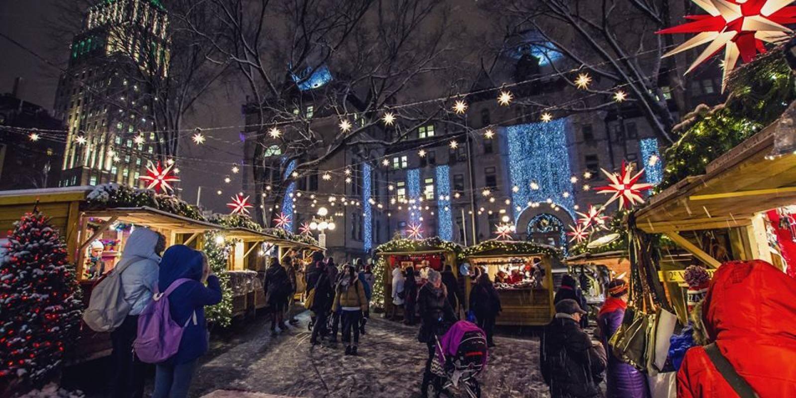 German Christmas Market| Events in Québec City