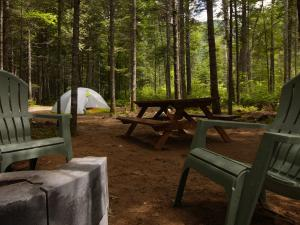 Camping Shannahan campsite - Camping chairs