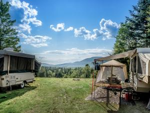 Camping Valcartier - trailers