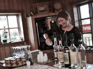 Wineries and Local Liquor Producers