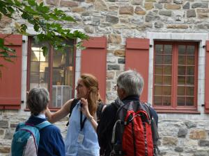Guided Walking Tours and Theme Tours