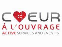 English version logo - Coeur à l'ouvrage inc.