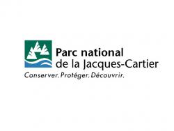Logo - Parc national de la Jacques-Cartier