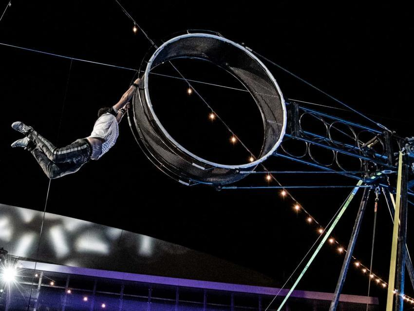 Free Circus in Québec City