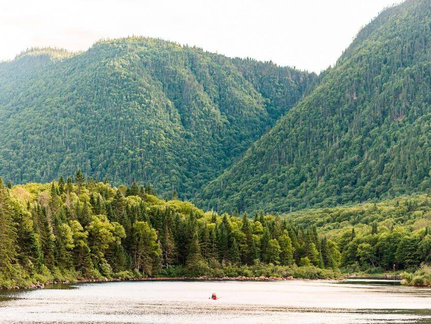 Parc national Jacques Cartier