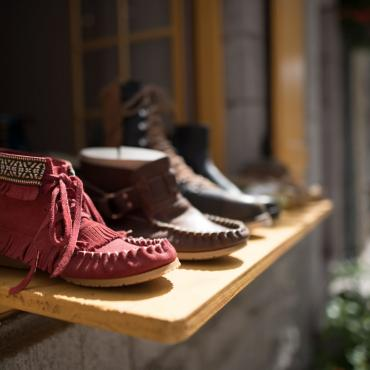 Mocassins de la Boutique Amimoc