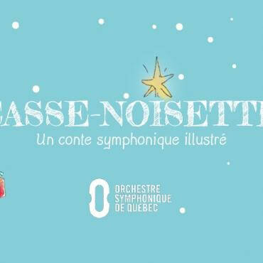 Casse-Noisette - Un conte symphonique illustré