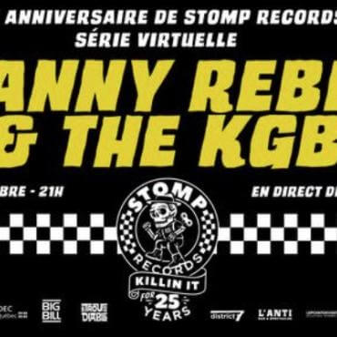 Danny Rebel and The KGB