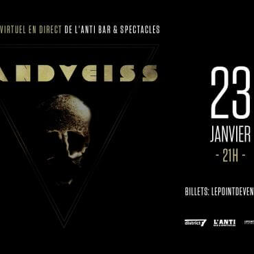 Le groupe stoner rock Sandveiss